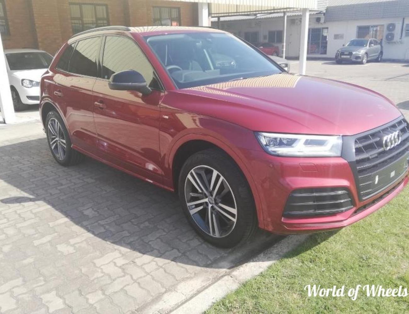 2020 Audi Q5 2.0TDI Quattro For Sale