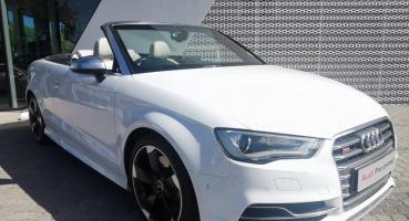 Audi S3 Cabriolet Quattro For Sale 2016