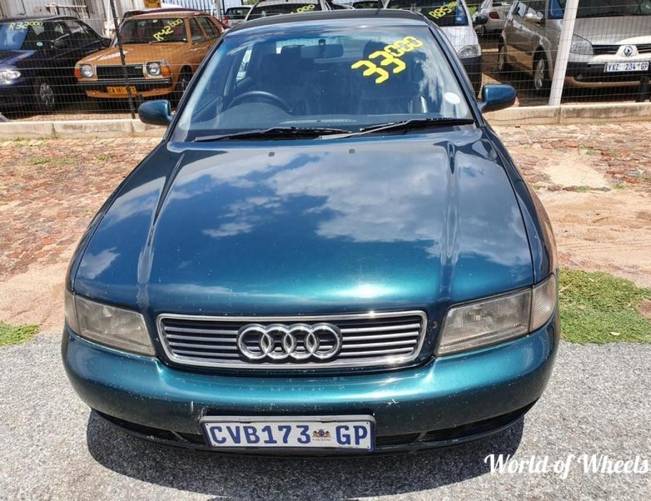 1995 Audi A4 2.8 Executive Auto For Sale