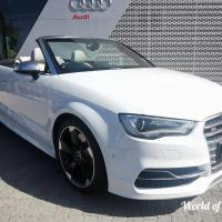 Audi S3 Cabriolet Quattro For Sale 2016