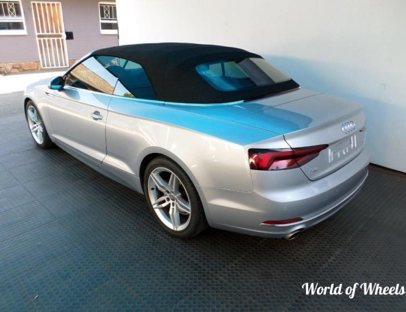 2019 Audi A5 Cabriolet 40TFSI Sport For Sale