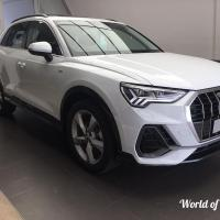 2020 Audi Q3 35TFSI S Line For Sale