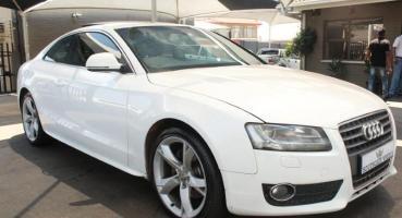 Audi A5 Coupe 2.0T Auto 2009