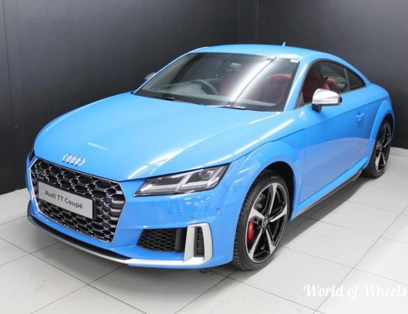 Audi TT TTS Coupe Quattro 2020