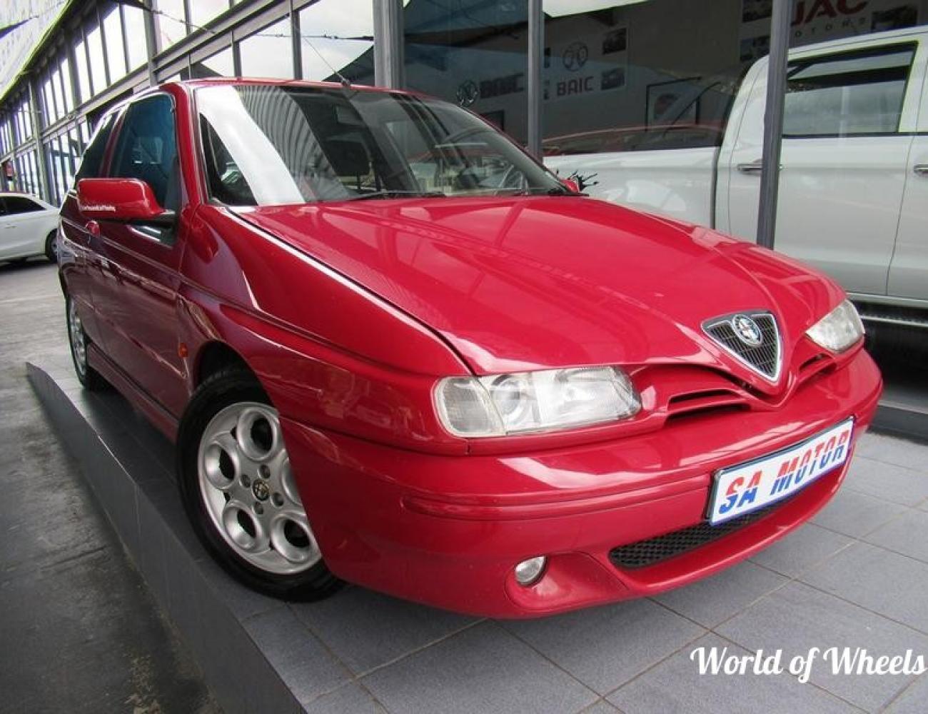 Alfa Romeo 145 2.0 Quadrifoglio