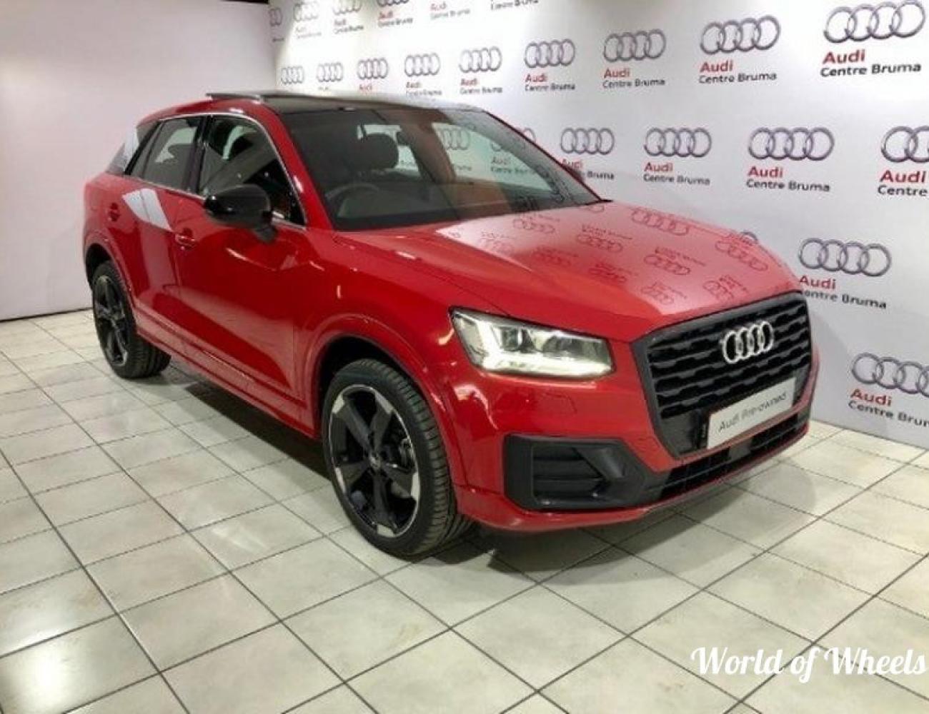Audi Q2 1.4TFSI Sport Auto 2020
