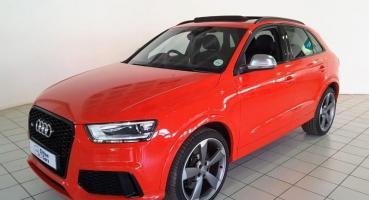 Audi RS Q3 Quattro 2016