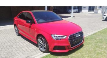 Audi A3 Sedan 35TFSI 2020
